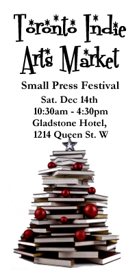 Toronto Indie Arts Market - Small Press
