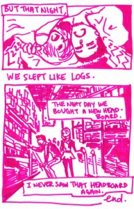 The Dispossessed Headboard page 24