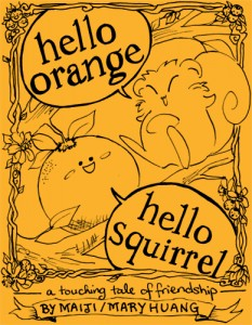 Hello Orange/Hello Squirrel cover