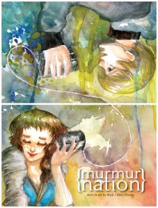 murmur nation front and back cover
