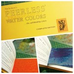 Peerless watercolours - concentrated watercolour films