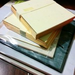 Japanese Paper Place warehouse sale purchases - shikishi and frames